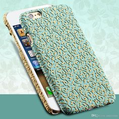 Mobile Phone Cases Fashion 3d Palace Flower Soft Shell Scrub Back Case Leather Case For Iphone 6 Plus Iphone6 Iphone 6plus Cases Make Your Own Cell Phone Case