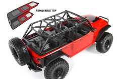 wrangler unlimited roll cage - Google Search