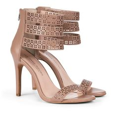 Ankle Strap Heels --pinfashionblog