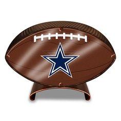 Dallas Cowboys Football Lamp