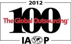 Cem melhores fornecedores de outsourcing
