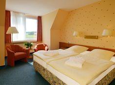 Übernachten Sie im Doppelzimmer Komfort in Bramsche