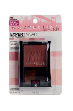 Maybelline Expert Wear Blush - Brick Rose *** Be sure to check out this awesome product. (Note:Amazon affiliate link)