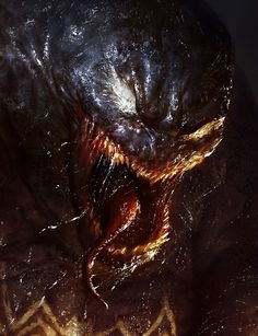 Venom by Dave Rapoza #comics #art