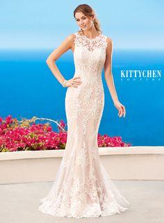 Wedding Dresses   Bridal Gowns   KittyChen Couture - Stefani #kittychen