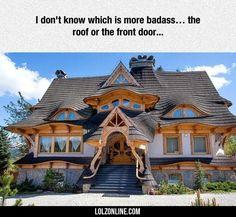 Located Near The Tatra Mountains In Poland #lol #haha #funny