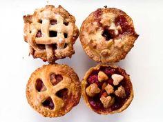 Mini Sweet Cherry Pies