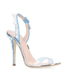 fbd4d414bd8 Giuseppe Zanotti Metallic Alien Sandals 115 available to buy at  Harrods.Shop women s shoes online