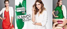 Beauty & Lifestyle Blog für die Frau ab 40: Summer Rush - die neue Limited Edition von trend I...