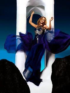 Kylie Minogue's Aphrodite
