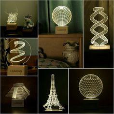 LUMINOsquare :an optical illusion lamp  Pre prder one at indiegogo.Com
