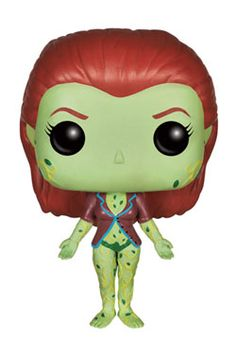 From the hit video game Batman: Arkham Asylum comes the sexy super villain Poison Ivy as a new Funko POP Vinyl Figure! Collect all of the Arkham Asylum POP figures from Funko! Batman Arkham Asylum, Arkham City, Figurines D'action, Figurine Pop, Batman Comic Books, Comic Book Heroes, Poison Ivy, Harley Quinn, Vinyl Figures