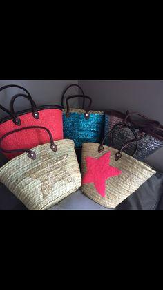 Strandvesker Straw Bag, Bags, Handbags, Bag, Totes, Hand Bags