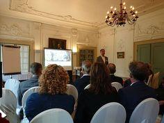 @JaccoWesterbeek trapt de zevende @ForzesNL open netwerkbijeenkomst af. Joep Schrijvers over de 5E's van leiderschap.
