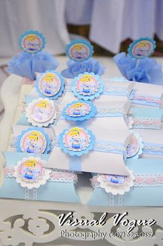 cinderella birthday party | 413 - Cinderella Birthday Party Favors | Flickr - Photo Sharing!