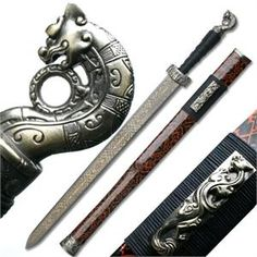 Wholesale Movie Sword - Sun Quan Red Cliff Movie Replica Chinese Sword
