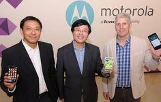 El CEO de Motorola Rick Osterloh abandona su puesto en Lenovo