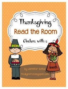 Thanksgiving Read the Room $1.50