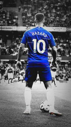 Be aware it's Hazard Fc Chelsea, Chelsea Football, Football Soccer, College Basketball, Zinedine Zidane, Eden Hazard Wallpapers, Neymar Jr, Chelsea Fc Wallpaper, Chelsea Fc Players