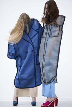 SAINAKOOHNAVARD | NOT JUST A LABEL  /  / outerwear #MIZUstyle