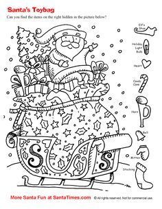 Hidden Santa Picture