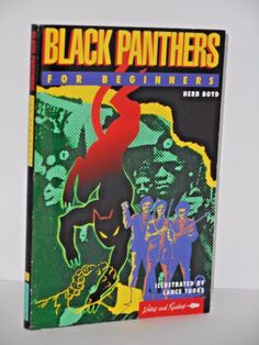Black Panthers for Beginners Illustrated Comic