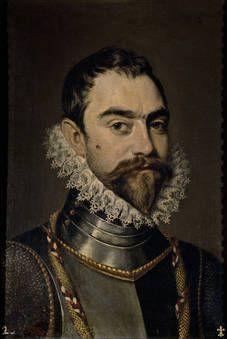 Anónimo El coronel Francisco Verdugo (¿?) 1590 - 1600