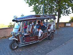 Coimbra en barco y tuc tuc, dos experiencias en una ciudad llena de belleza