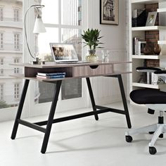 Modern Home Office Computer Desk Writing Table