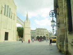 Bordeaux à Aquitaine