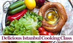 Delicious Istanbul Cooking Class