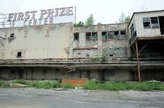 The Tobin packing plant known as the First Prize Center on Exchange St. in Albany, N.Y.  (Lori Van Buren / Times Union archive) Photo: Lori Van Buren / 10022865A