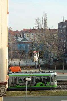 Amazing  Hannover streetcar