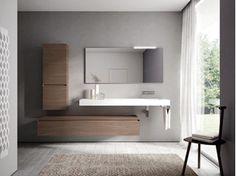 Baño completo de madera CUBIK | Baño completo