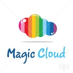 40 rainbow colored logo designs | StockLogos.com