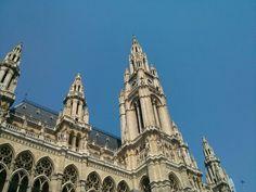 Ayto Notre Dame, Building, Vienna, Buildings, Construction