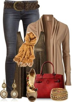 Fall-Winter 2016-2017Casual Outfits And Fashion Ideas For Women (63)