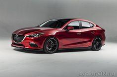 Концепт Mazda6 2013 SEMA / Мазда 6 SEMA