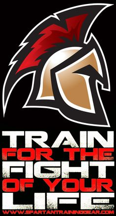 Train. For the fight of your life.