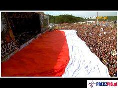 A teraz Szanowni Państwo zobaczcie jak powitano na Woodstocku Prezydenta Bronisława Komorowskiego.  Duda o takim przywitaniu przez normalnych ludzi może tylko pomarzyć.