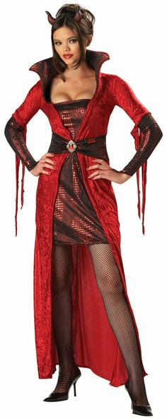 Enjoy wearing a Devil Plus Size Costume this Halloween. With this Seductive Devil Plus Size Costume for women you are sure to get the best bite of the night. Buy Halloween Costumes, Funny Costumes, Family Costumes, Cool Costumes, Adult Costumes, Costumes For Women, Costume Ideas, Adult Halloween, Halloween Customs