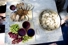 ed dixon food design cheese table photography by dwv photography