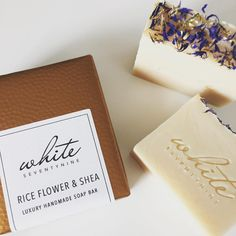 Handmade Soap by Victoria