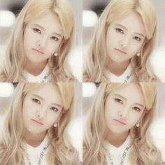SNSD hyoyeon, look gergous