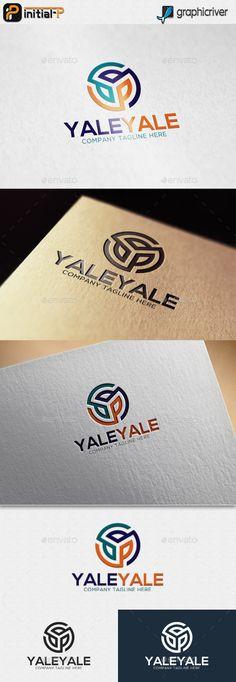 Letter Y Circle logo