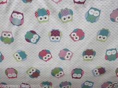 FRYETT'S FABRICS OWLS MULTI NEW 100% COTTON FABRIC Fryetts http://www.amazon.co.uk/dp/B00IME93X6/ref=cm_sw_r_pi_dp_ev5Xub1BXVZPW