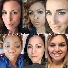 "#BronzeShimmer  #LipSense  lipsense facebook page - "" Forever Beauty by Elvia"""