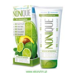24 H Fluid do twarzy Intensiv Nonique. Bio składniki : awokado, noni,aloes.