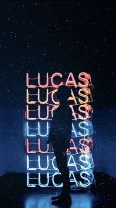 Lucas l NCT - nice wallpaper ; Lucas Nct, Nct 127, Nct Yuta, Nct Taeyong, Winwin, Jaehyun, Boss Wallpaper, Iphone Wallpaper, Young K