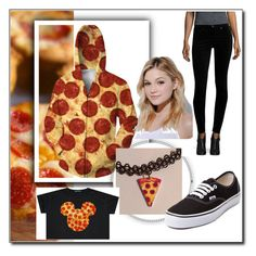 Pizza 1 by jana-khramova on Polyvore featuring картины